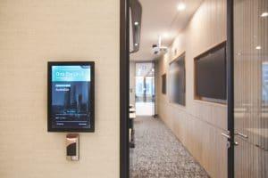 ระบบจองห้องประชุม Meet in Touch