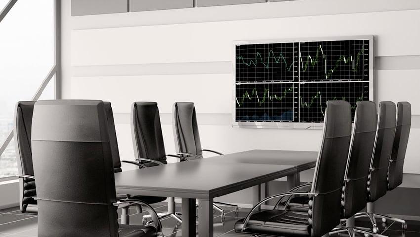8 เทคนิคในการออกแบบห้องประชุมที่ทำให้ลูกค้าของคุณต้องร้อง ว้าว!