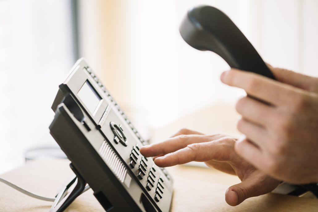 โทรศัพท์สำหรับประชุมทางไกล
