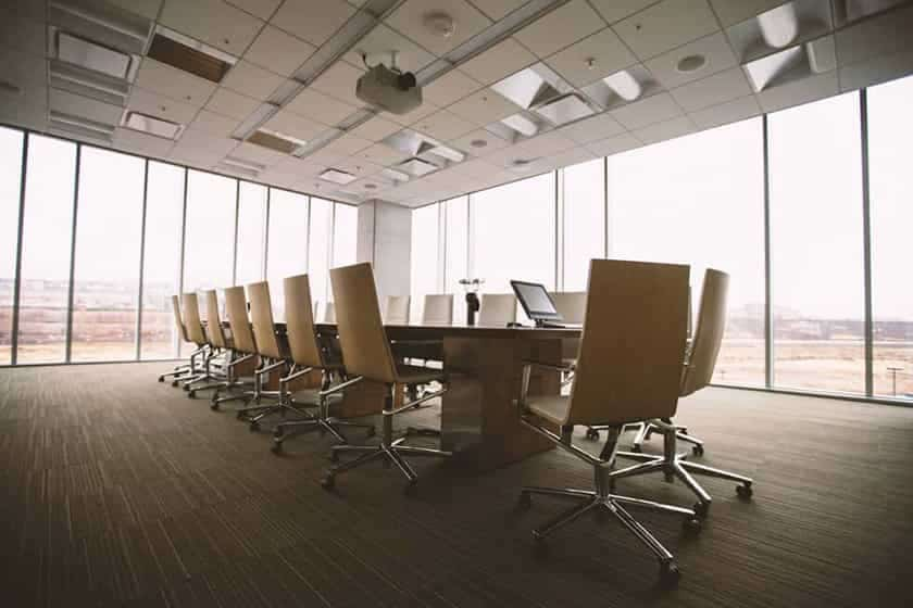 จองห้องประชุม