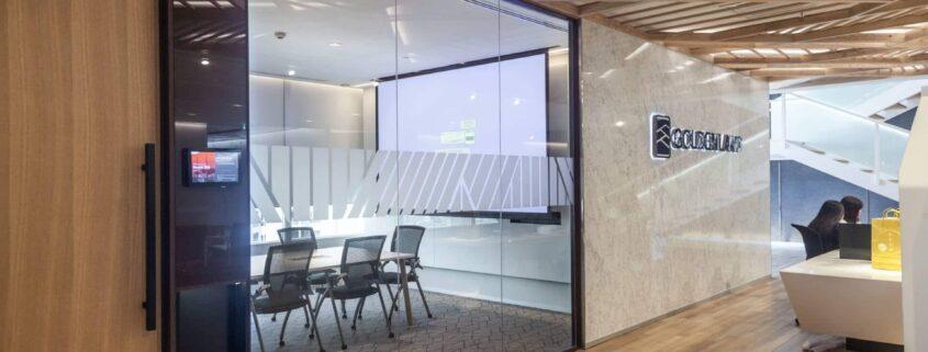 Goldenland มั่นใจเลือกใช้ระบบจองห้องประชุม Meet in Touch