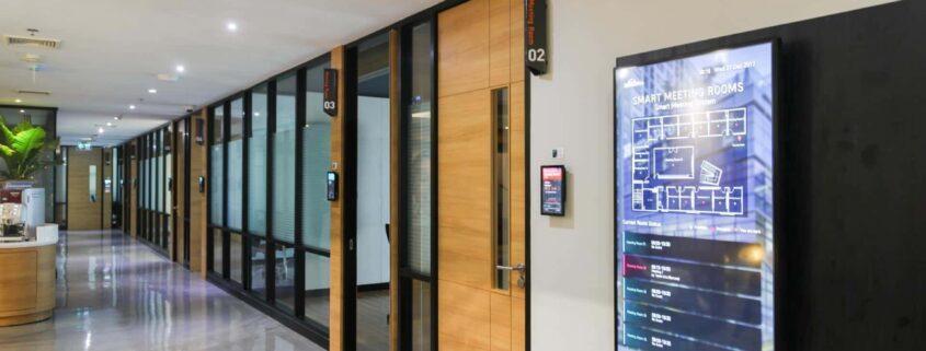 HomePro มั่นใจเลือกใช้ระบบจองห้องประชุม Meet in Touch