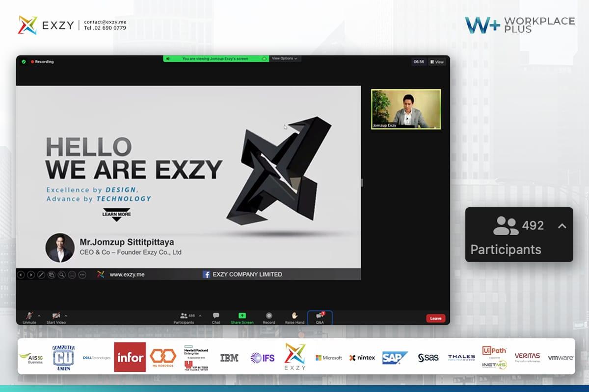 Webinar Smart Office